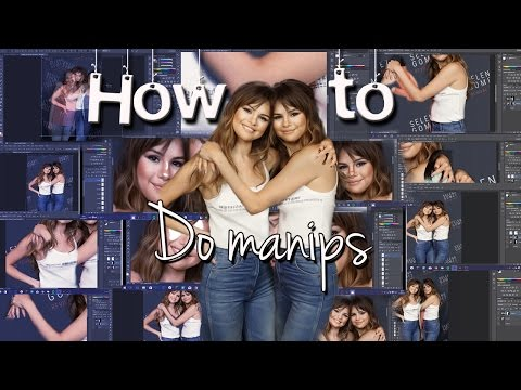 HOW TO : Manips | Photoshop