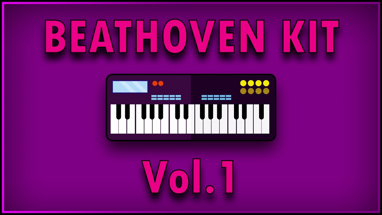 BEATHOVEN DRUM KIT Vol.1🎹