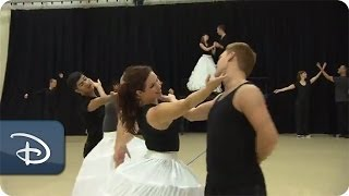 Festival of Fantasy Parade Choreography | Walt Disney World