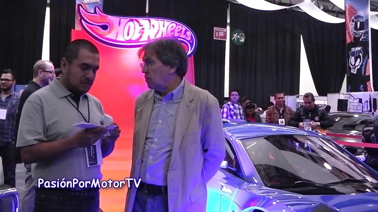 Entrevista con daniel mastretta dentro del sal n hot for 9 salon hot wheels mexico