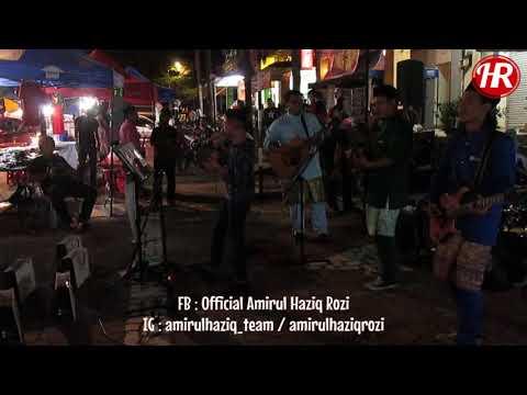 Ku Pohon Restu Ayah Bonda - Exist (Cover by Haziq Rozi feat The Potai's)