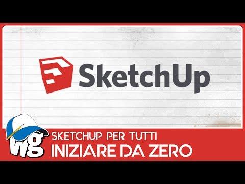 Sketchup - Disegnare 3D In Pochi Minuti