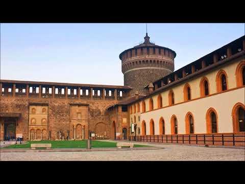 Sforza Castle – Interior  – Milan | Audio Guide | MyWoWo (Travel App)