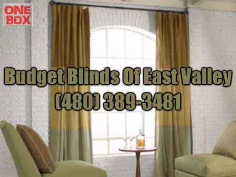 Budget Blinds Of East Valley | Window Treatment Store In Tempe, AZ