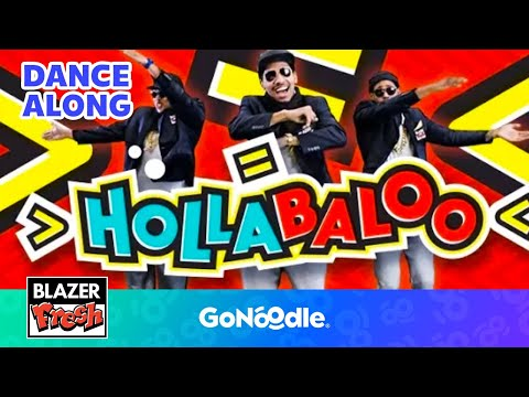 Hollabaloo: Greater Than, Less Than, Equal To - Blazer Fresh | GoNoodle
