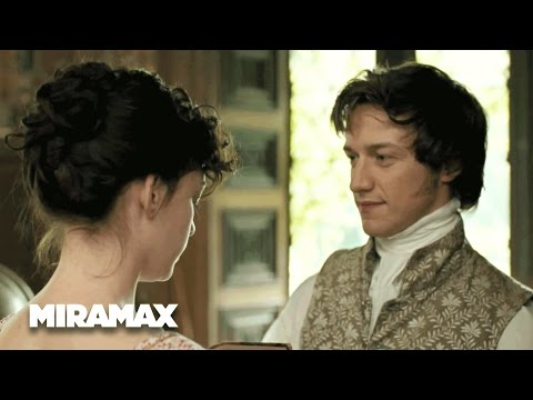 Becoming Jane | 'Literary Tension' (HD) - Anne Hathaway, James McAvoy | MIRAMAX