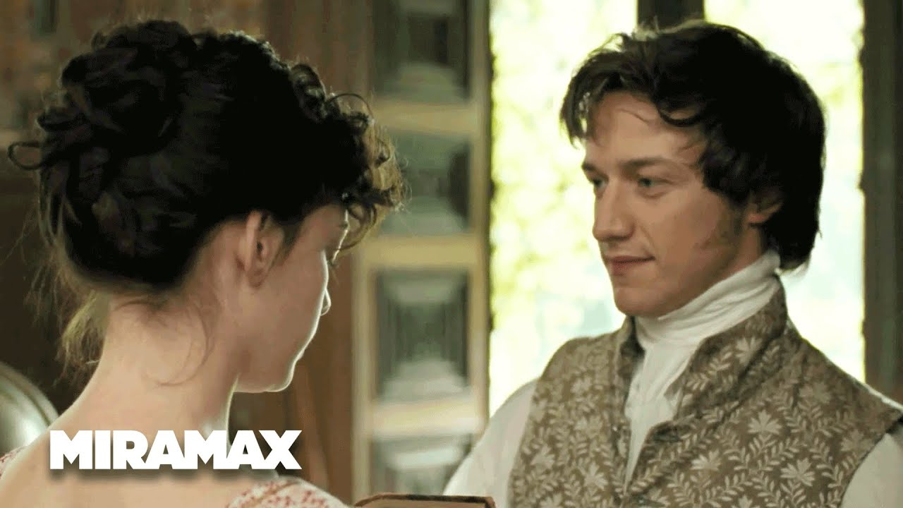 becoming jane �literary tension� hd anne hathaway