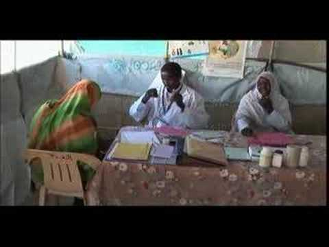 Relief International - Ensuring Access to Health Care,Darfur
