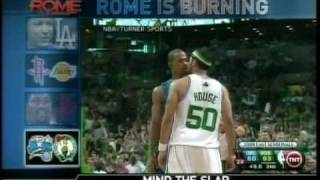 Jim Rome Is Burning - Rafer Alston Slaps Eddie House
