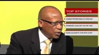 Diamond eyes Barclays Africa bid