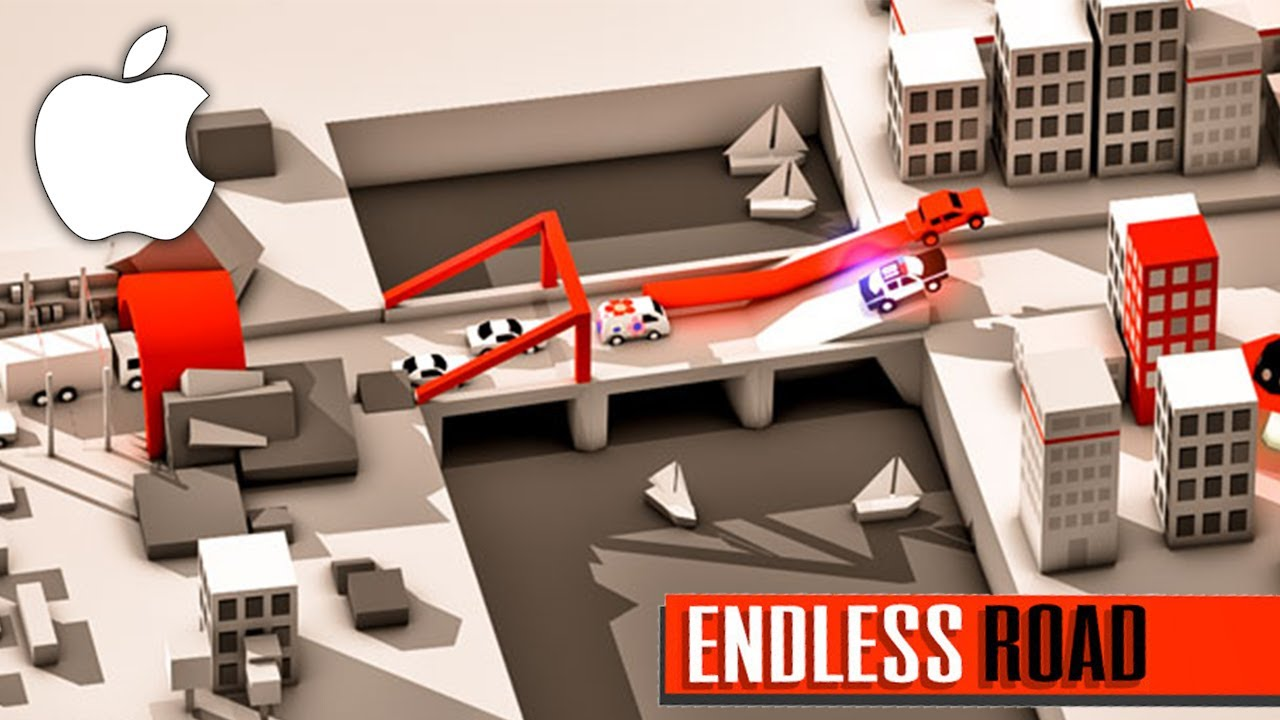 Endless Road Game