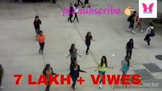 NEW PAVARI ..  पावरी DANCE  IN INTERNATIONAL STUDENTS. .👍👍👍👌👆