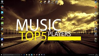 Video TOP 5: Best MUSIC PLayer Software download MP3, 3GP, MP4, WEBM, AVI, FLV November 2018