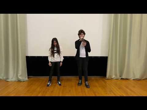 Никита Ачкасов и Диана Стасюк - Lovely, Billie Eilish & Khalid (cover)