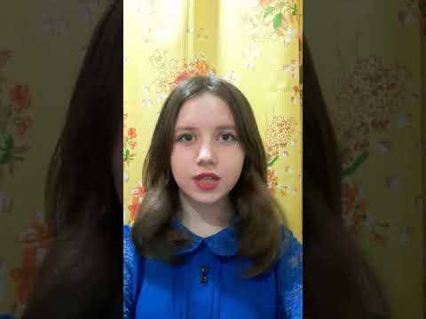 Изображение предпросмотра прочтения – АннаФилистеева читает произведение «Дружить со мной нельзя» М.И.Цветаевой