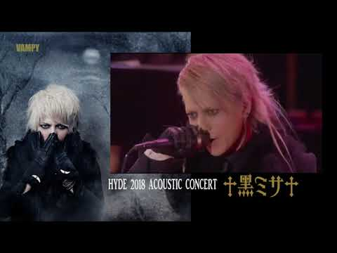 HYDE ACOUSTIC CONCERT - Preview