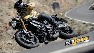 Essai Yamaha XSR 900