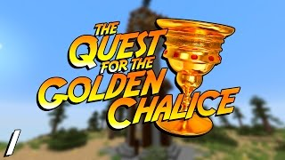 The Quest for The Golden Chalice [1] - GERALD BUTTSWORTHY!