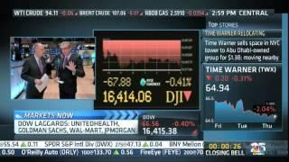 CNBC Closing Bell 16/01/2014
