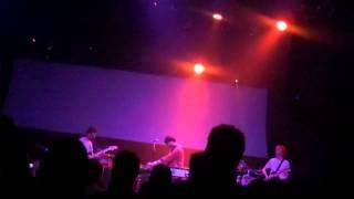 Errors - Bridge or Cloud - The Mayan Los Angeles 5/10
