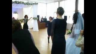 Армяно-абхазская свадьба. Гагра