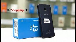 Samsung Galaxy J3 Pro Black 2017 URDU