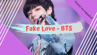 Fake Love - BTS (Cover en español) | Ft. Yen Covers
