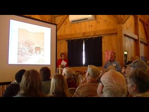 a talk about the hoosac tunnel @ rowe ma part2