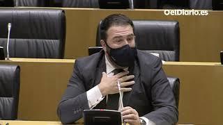 Un diputado de Bildu, a uno de Vox, víctima de ETA: