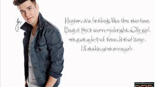 Kendall Schmidt And Logan Henderson Just Getting Started (Demo Version) [Lyrics]