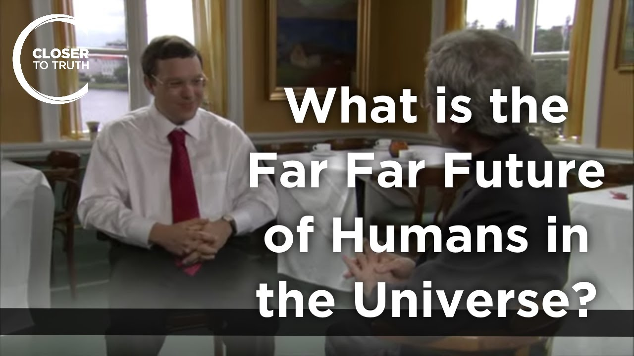 Avi Loeb – What is the Far Far Future of Humans in the Universe?