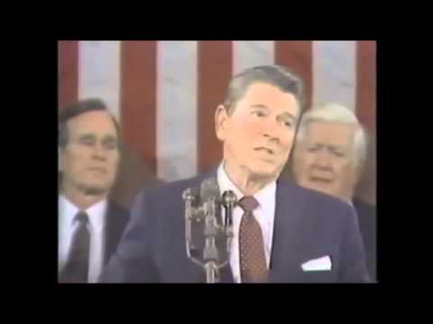 Ronald Reagan - I Did Not Actually Hear George Washington Say That
