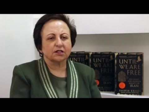 Interview with Peace Prize Laureate Shirin Ebadi