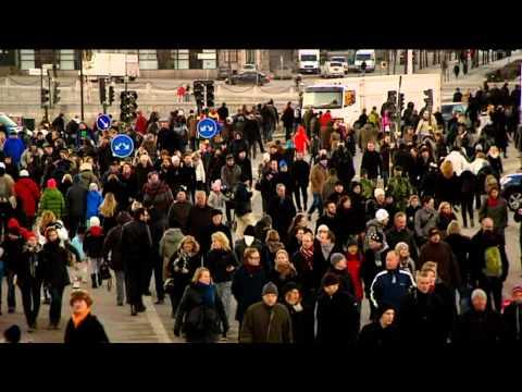Millennium effect on Stockholm
