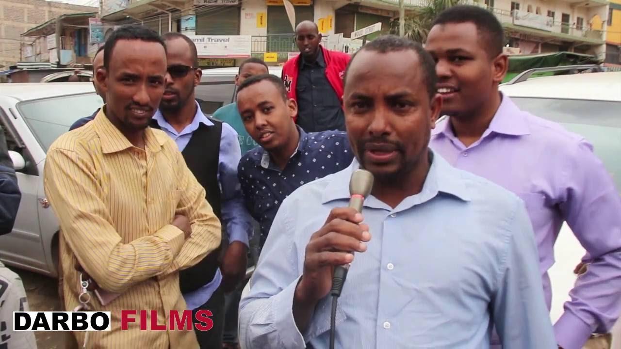 Download Qeybo ka tirsan suuqa xaafada Islii ee Nairobi oo maanta xiran 31 08 2016