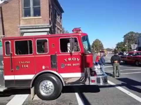 Troy NC Veteran's Parade and Car Cruise 11/5/16