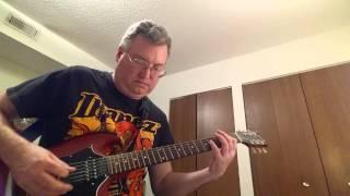 KISS-Psycho Circus-rhythm guitar