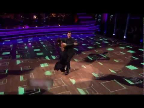 DWTS 14 - William Levy's & Cheryl Burke,Tenth Dance!  Tango.