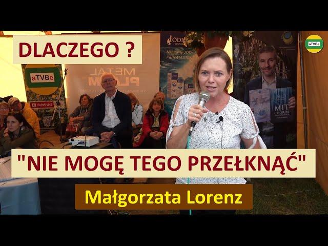 SPADŁO JAK GROM Z JASNEGO NIEBA - MEDYCYNA GERMAŃSKA Małgorzata Lorenz WAGNERÓWKA 2021