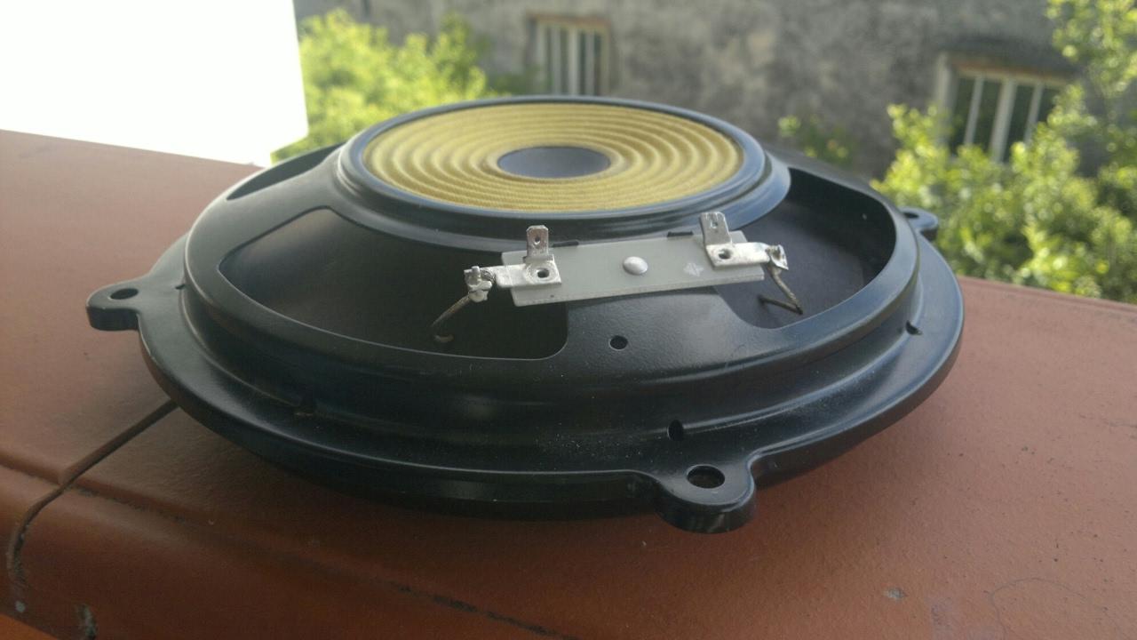 "Bose Speakers For Cars: Bose 10"" 1Ω Inverted Car Subwoofer"