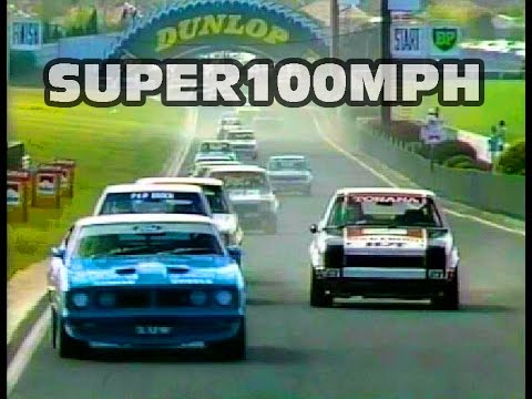 Sandown 1976 Hang Ten 400 Highlights (Super100MPH)