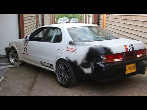 🐒 600HP JZX90 TOYOTA CRESTA FIRST START UP