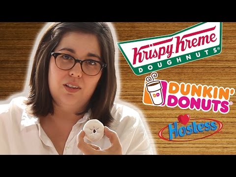 Professional Baker Reviews Cheap Doughnuts