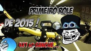 Aln1001 Xj6 White Edition Gold - Primeiro Role De 2015 - Rua Augusta - Pânico - Top Total
