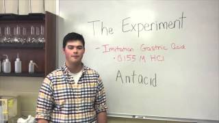 Antacids vs. Natural Remedies - Lab Project