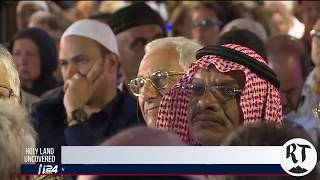Muslims and Jews come together at Ahmadiyya convention in Haifa, Israel