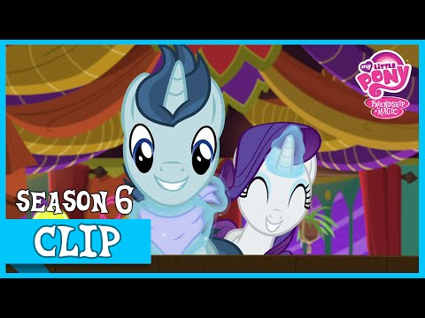 The Grand Re-Opening of the Tasty Treat (Spice Up Your Life) | MLP: FiM [HD]