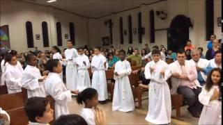 Coroação de Maria e Homenagem ao Dia das Mães - Capela Santa Rita de Cássia