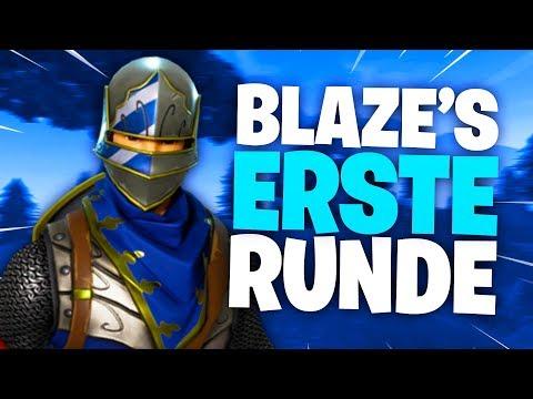 Blaze's ERSTE RUNDE in Fortnite von Season 2