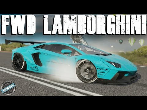 1500HP FWD LAMBORGHINI! - The Most Undrivable Car!?